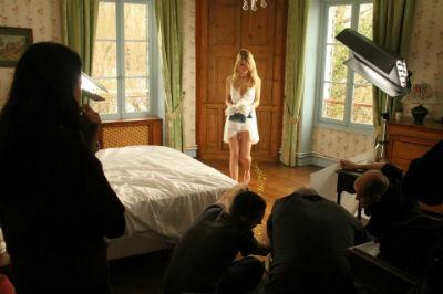 """Emilie Smill (Tournage clip """"Un souffle d'espoir?"""")"""
