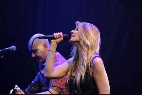 Emilie Smill Concert privé France bleu 2014